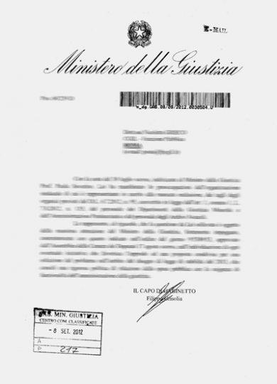 Sentenza del Tribunale Civile di Bologna
