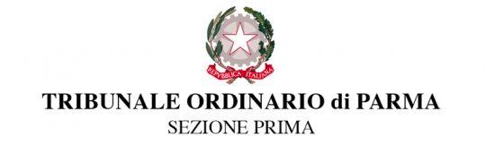 Tribunale Ordinario di Parma
